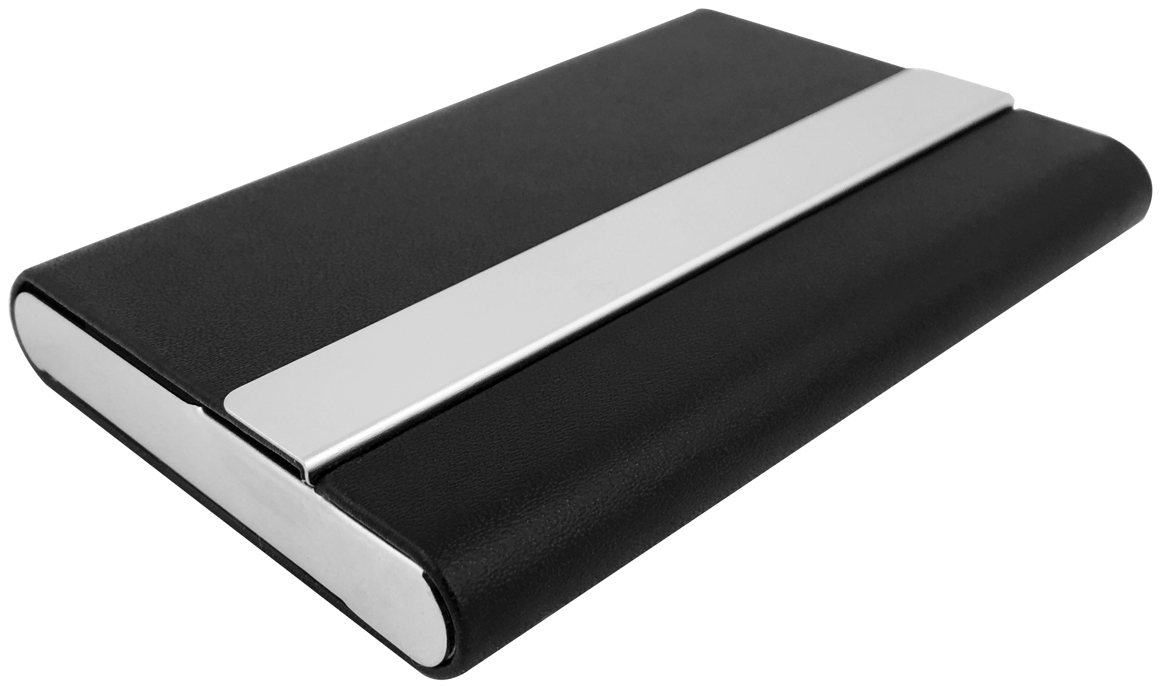 Business card holder case box premium professional leather business card holder colourmoves